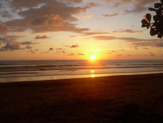 Playa Hermosa Surf'in