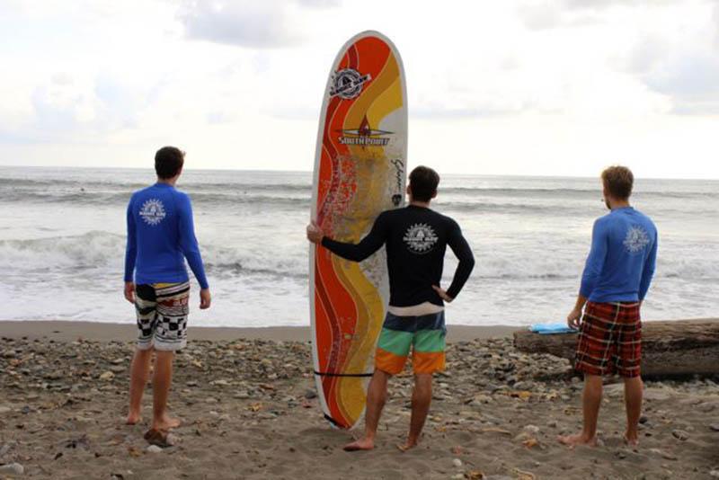 A Surfer's Diet