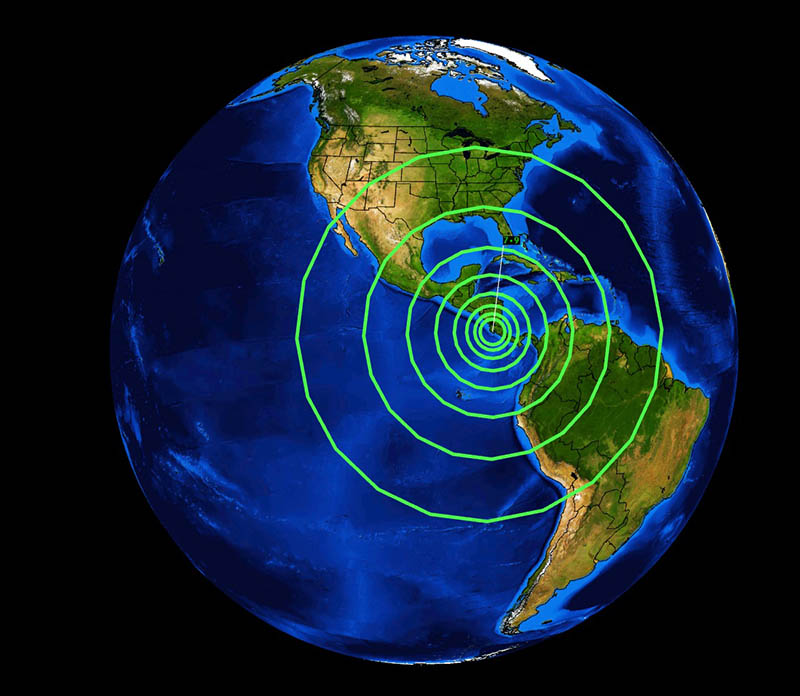 Costa Rica News: early morning earthquake shakes CR