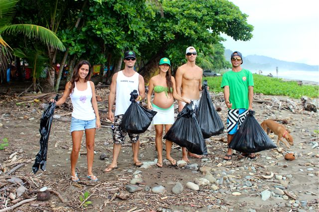 World Oceans Day-Beach Clean up