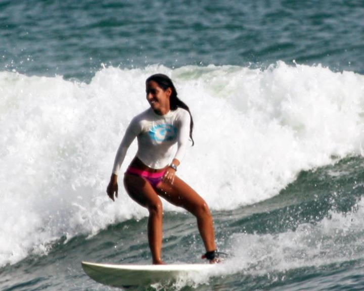New member to our Costa Rica Surf Camp!