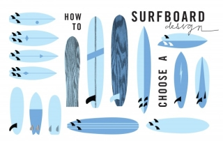 how to choose the right surfboard