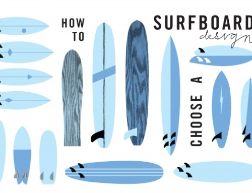 How to choose the right Surfboard for you