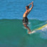 how to hang 10 on a surf board